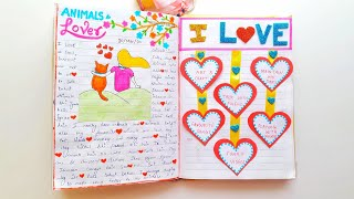 My Personal Diary   Get some ideas to fill your diary   My Handmade Art   Journal Writing Ideas😊
