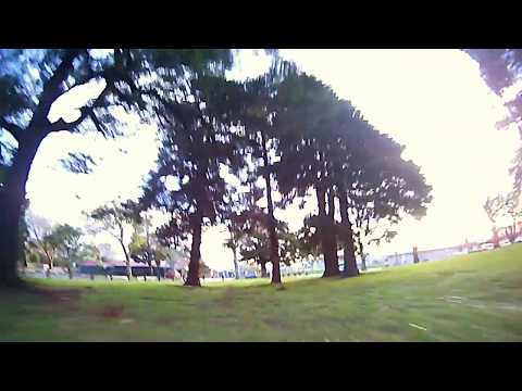 Racerstar BR1407 3500Kv 3S on Sparrow GEP-MX3