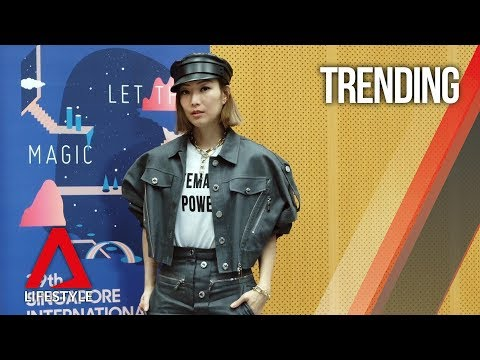 An intimate chat with Sammi Cheng | CNA Lifestyle