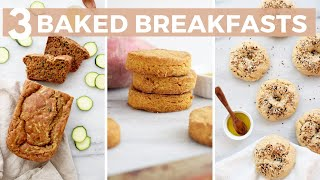 3 Easy & Healthy Baked Breakfast Recipes   Healthy Grocery Girl