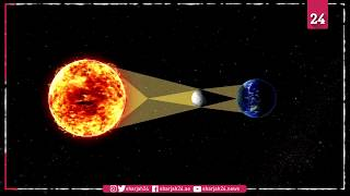 Annular solar eclipse to sweep across Africa and Asia