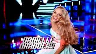 Danielle Bradbery, A Little Bit Stronger, studio version