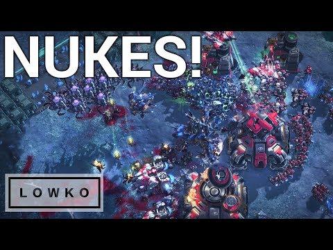 StarCraft 2: Intense Multi-Tasking - Korean Zerg vs Terran!