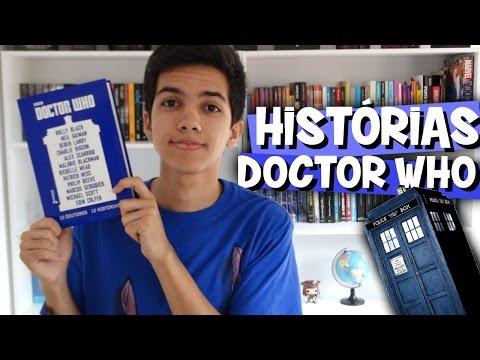 CONTOS DE DOCTOR WHO | 12 Doutores , 12 Histórias | Resenha