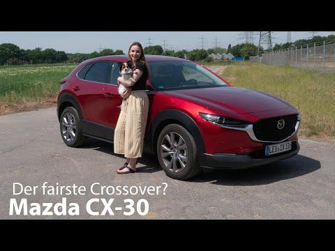 Der fairste Crossover?! Mazda CX-30 Skyactiv-G 2.0 M Hybrid (150 PS) Test [4K] - Autophorie
