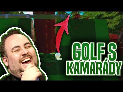 Našel si vlastní cestu - Golf With Your Friends