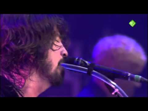 Foo Fighters - Let It Die [LIVE] Good Quality