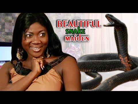 Beautiful Snake Maiden 1&2 - Mercy Johnson Latest Nigerian Nollywood Movie/African Movie