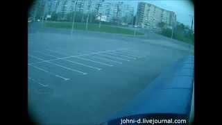 Полное видео смертельного ДТП. Сызрань