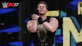 WWE 2K17: Top 5 Funny Gimmick Swap Entrances!