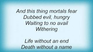 Danzig - When Death Had No Name Lyrics