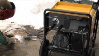 Northern Industrial Welder / Generator - DC Arc Welder, 6,000 Watt Generator