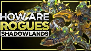 "How Are ROGUES ""Doing It"" From Behind?? Many Tweaks! 