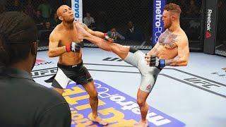 EA Sports UFC 2 - JOSÉ ALDO vs McGREGOR (Gameplay PS4/XONE)