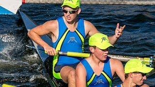 Resilient Rowing - Head Of The Charles - HOCR 2013 Youth 8 Clip