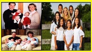 Кейт и Джон Госселин-Родители 8 Детей-Двойняшек и Шестерняшек, Которые Появились за 2 Беременности.