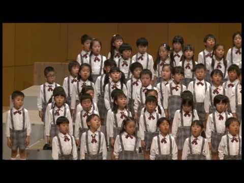 東京いずみ幼稚園 歌唱5歳児 春よ、来い