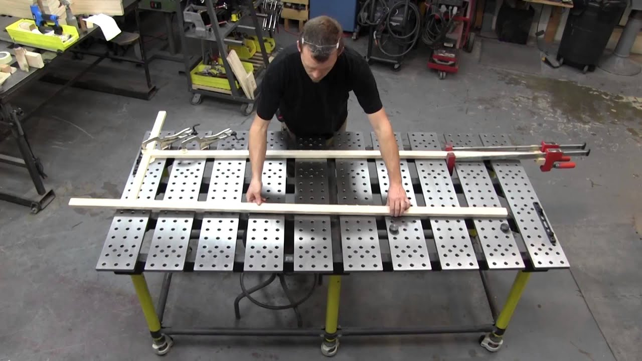 Buildpro 174 Welding Tables