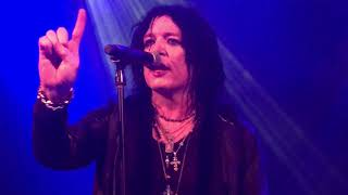 Tom Keifer of CINDERELLA - Don't Know What You've Got / Nobody's Fool Indianapolis IN 8/31/2018