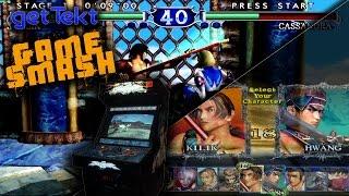 Soul Caliber: gameSmash Retro Arcade Gameplay
