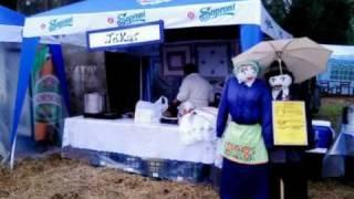preview picture of video 'Vásárosnamény I. Hídi Vásár :)'