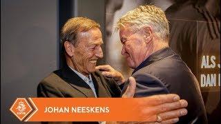 Johan Neeskens, Wereldvoetballer Gepresenteerd In Zeist