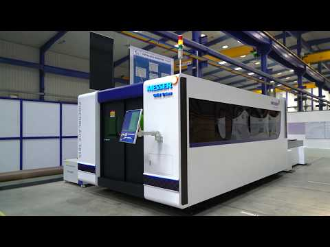 FiberBlade - V (Fiber Laser Cutting Machine)