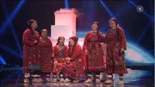 Finale des Eurovision Song Contest 2012 - Buranovskiye-Babushki - Party for everybody