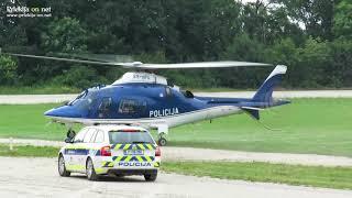 Helikopter LPE v Ljutomeru