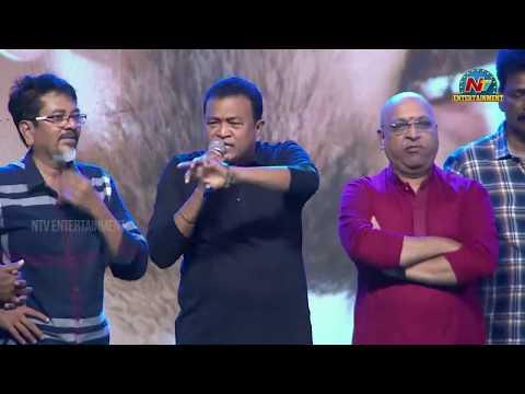 Gautam Raju Speech At Tenali Ramakrishna BA.BL Pre Release Event   NTV Entertainment