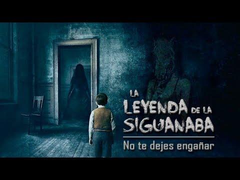 La Leyenda de la Siguanaba Especial Noche de Terror | Esteban Gonzalez