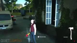 Эпичные убийства в HITMAN
