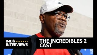 'The Incredibles 2' Tackles New Superfamily Problems | IMDb EXCLUSIVE