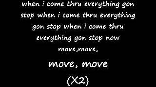 Come Thru (Move) DMX featuring Busta Rhymes Year of the Dog...Again (Lyrics)