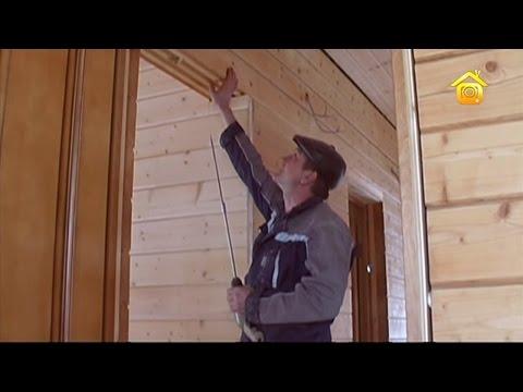 Ремонт стен в старом деревянном доме своими руками: фото, как укрепить брусчатые и бревенчатые стены