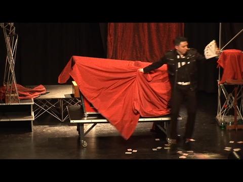 Trailer espectáculos de magia