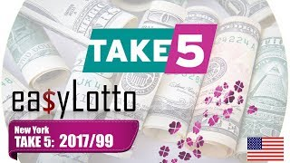 TAKE 5 results 18 Jul 2017