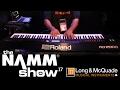 L&M @ NAMM 2017: Roland RD-2000