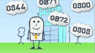 08 Direct Showing How 0800 Numbers Can Help Your Business