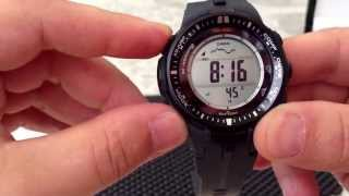 Casio PRW 3000 Watch Review
