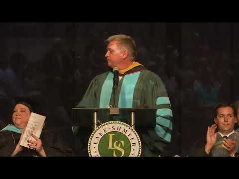 Lake Sumter State College 2018 Spring Commencement, Clermont