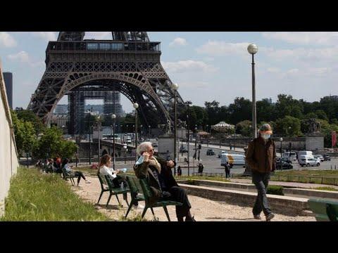 «Ανοίξτε τα πάρκα» λένε οι Παριζιάνοι στην κυβέρνηση Μακρόν…