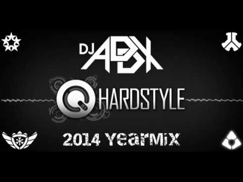 DJ Addx – Hardstyle 2014 Year Mix