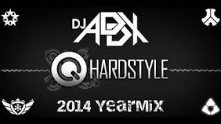DJ Addx – Hardstyle 2014 Year Mix