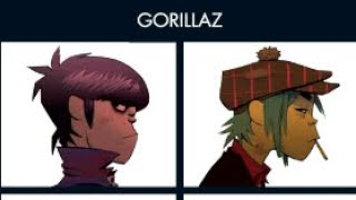 Gorillaz - Feel Good Inc (Lyrics)