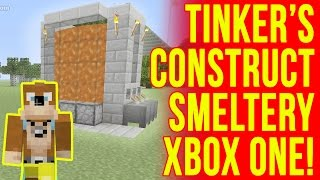 How to build a tinkers construct smeltery | Getting Started