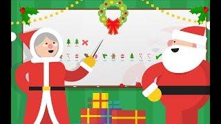 Santa Tracker: Making a penguin-proof password