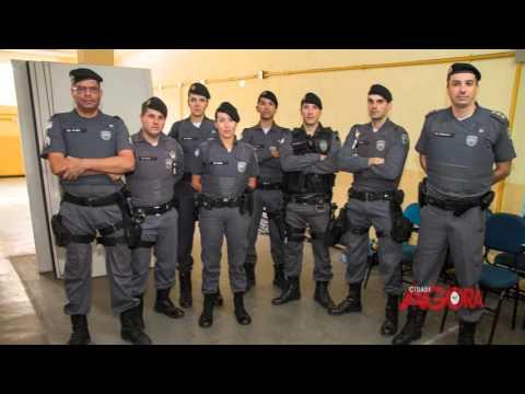 Operação contra o tráfico em Irupí