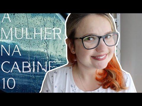 A Mulher na Cabine 10 | Resenha | Angelica Brunatto