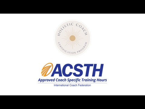 Holistic Coach Certification Program Information Session - YouTube